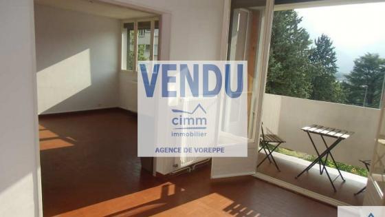 VOREPPE  appartement 4P 80 m² à 2 pas du CENTRE