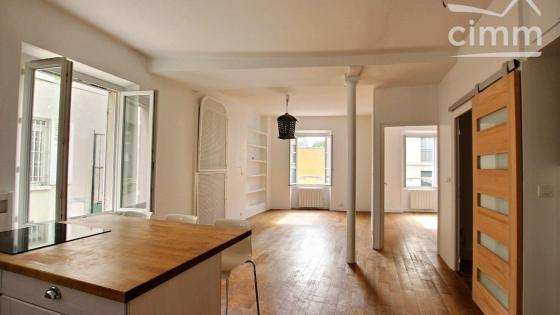 Versailles / Notre-Dame, appartement F2 - 47,24 m2