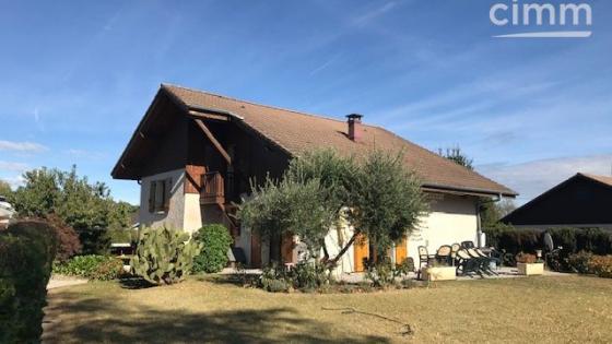 Maison 94 m² - 3 chambres -  Amphion-Les-Bains