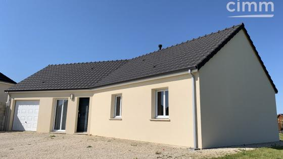 Maison 3 chambres à Moulins sur Yevre