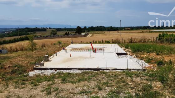 Terrain constructible de 1000 m²