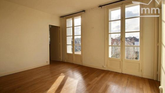 Appartement Quartier Aeroport BOURGES 61m²