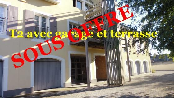 APPARTEMENT T2 A VENDRE 38160 SAINT MARCELLIN 70000€