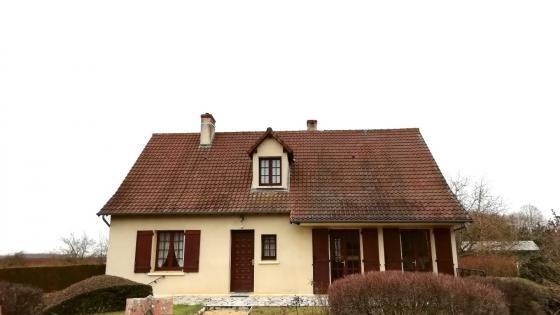 Jolie Maison de 100m² sur sous-sol proche de Bourges
