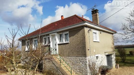 Maison 3 chambres dans la commune de Soye en Septaine