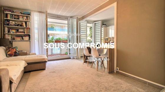 SOUS OFFRE Nice Bornala 3 pièces 62 m²