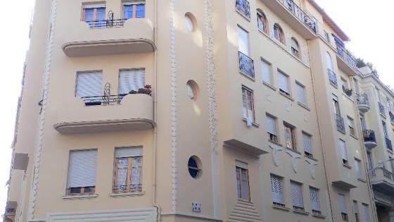 SOUS OFFRE Nice Rue Trachel Studio 17,63 m²