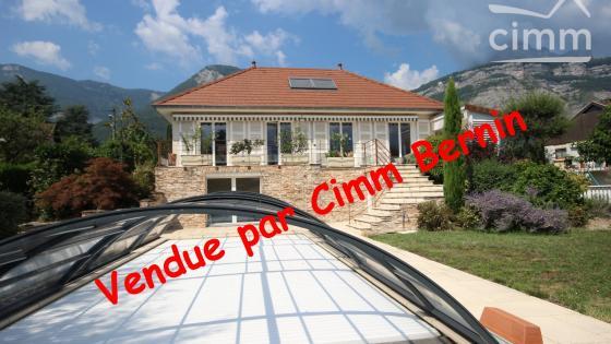 Bernin - Maison 160m2 utiles sur grand terrain