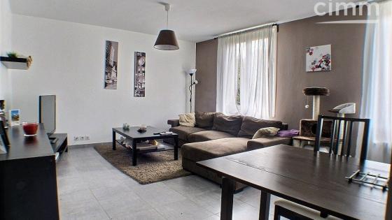LE CREUSOT, appartement 2 chambres avec garage