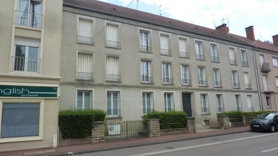 LE CREUSOT, Appartement 2 chambres,  idéal investisseur