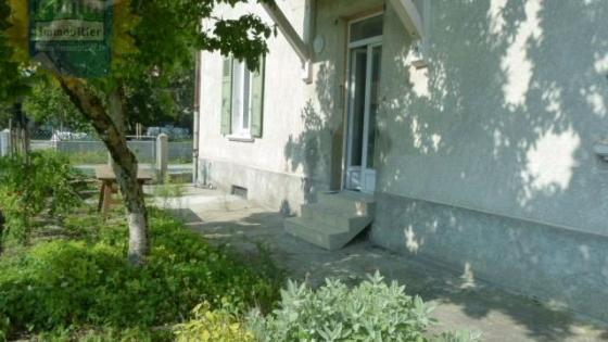 VENTE PASSY CHEDDE 74190 APPARTEMENT F5 3/4 CHAMBRES + JARDIN.