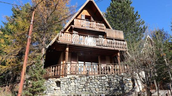 ALLOS CHALET 2 APPARTEMENTS