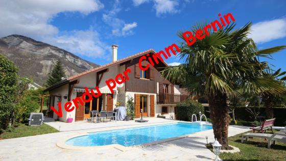 Bernin - Belle maison contemporaine avec piscine