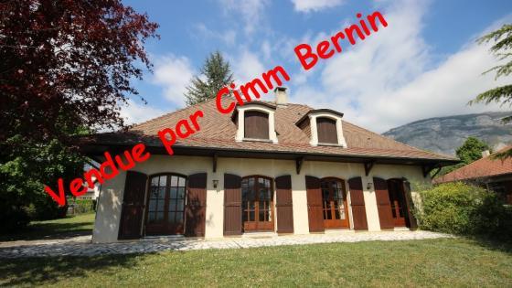 Bernin - Grande maison avec grand terrain