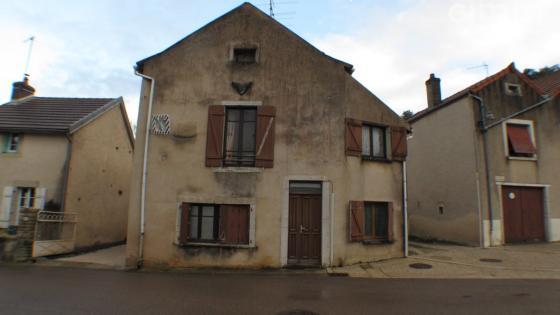 Maison de village, 2 chambres