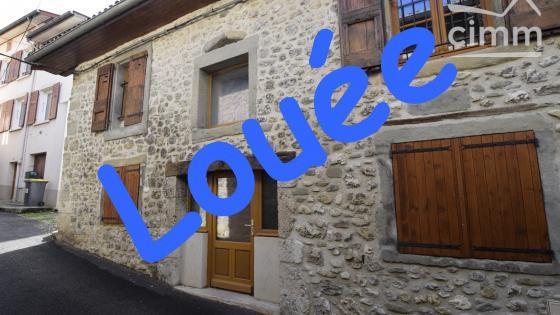 Maison de village -T3- 75m²-Voreppe