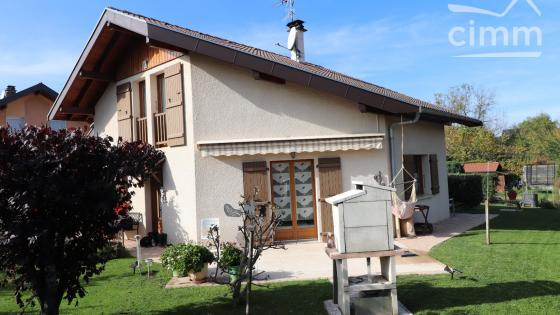 Maison individuelle à Larringes (74500)  proche centre village