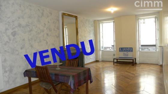 Villefranche/Saône rue Nationale, appartement T4 169000 €