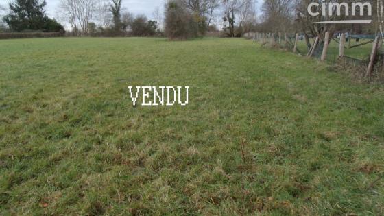 A  20minutes  Beauvais à batir 3757m², 31,59ml.