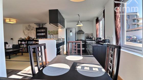Appartement T2 - 55m² en RDC -  THONON-LES-BAINS