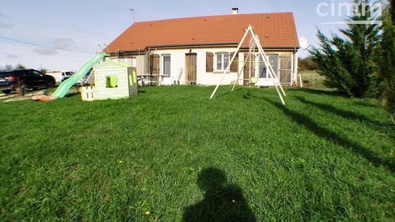 AUBAINE (21360), Maison traditionnelle, 2 chambres, vue panoramique