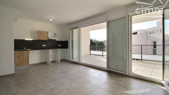 AVANT-PREMIERE, Grand M/Croix d'Argent T2 NEUF A LOUER 40m² terrasse et garage
