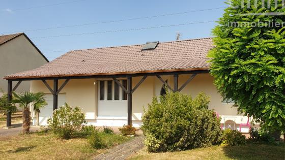 Charmante maison de plain-pied à ST DOULCHARD - Malitorne !