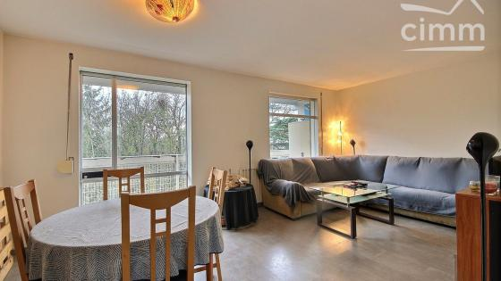 Vaires sur Marne, appartement rénové, 2 chambres, balcon/loggia, cave, parking privé, ascenseur, secteur calme et proche de toutes commodités