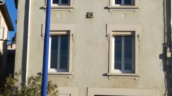 Maison de village de 86 m² à St Vallier ( 26 )