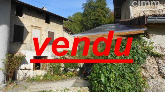 38210 - ST QUENTIN S/ ISERE - MAISON T5 à VENDRE