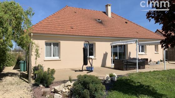 Maison récente de 4 chambres à Plaimpied