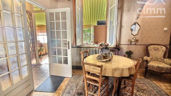 Nantes Beaujoire - 3 bâtiments et annexes pour locatif ou habitation