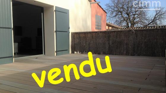 VILLA T3 RENOVEE à 10mn au SUD de Digne-Les-Bains