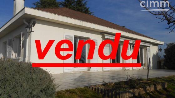 VOUREY - 38210 - MAISON 130 m² avec VUE à Vendre !