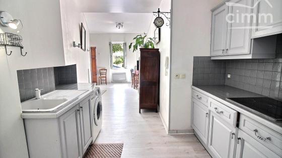 Hauts Pavés - Appartement 2/3 pièces avec annexes