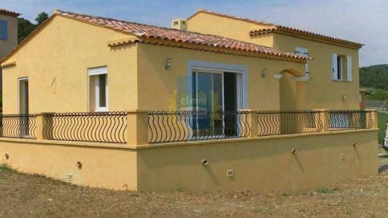 PEYRUIS Villa récente de 105m² sur terrain de 850m2