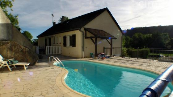 VEUVEY-SUR-OUCHE 21360, maison traditionelle, 3 chambres (visite virtuelle disponible)