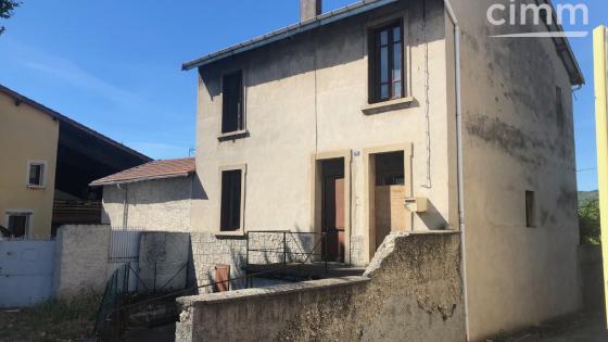EXCLUSIF A SAINT RAMBERT D'ALBON, maison de village, peage chanas,