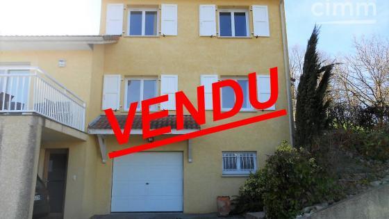 38210 - Proximité TULLINS - Belle Maison à Vendre !