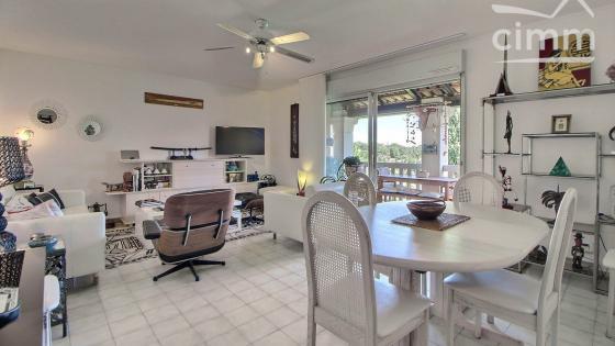 MONTPELLIER, La Martelle, Appartement 4 pièces de 85m² avec terrasse, garage et place de parking.