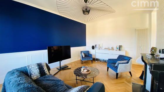 Appartement F3 de charme à Chantilly centre historique