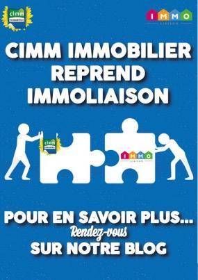 slide Cimm Immobilier reprend Immoliaison