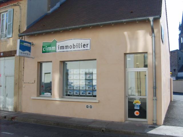 Cimm Immobilier Moulins